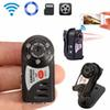 Q7 Mini Wifi DVR Wireless IP Camcorder Video Recorder Camera Infrared Night Vision Camera Motion Detection Built-in Microphone DHL free
