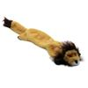 Leather shell plush pet toy pet leather shell sounding toy