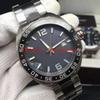 Cadran gris (bracelet deux tons)