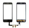 High quality 4.5'' for Alcatel One Touch Pixi 3 4027 4027X 4027D OT4027 Touch Screen Digitizer Glass Sensor Panel Black Touch screen