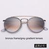 71 bronze / gradiente cinza