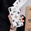 One Piece fashion Luxury Designer phone cases for iPhone XSMax XR XS X 8 8plus 7 7plus 6s 6splus 6 Back cover mobile phone case