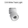 5 W الأبيض ضوء المسار