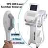 ipl hair removal laser opt shr hair removal machine Elight skin care permanent hair removal machines home use
