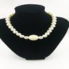 Top Quality Wholesale White Color Pearl Necklace Jewelry Gift For Women And Girl