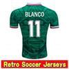 الرجعية المكسيك الأخضر 11 # بلانكو