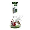 Yimi Glass In Stock Glass Water Pipe High Quality Glass Bongs Smoking Pipe Funny Pipe Beaker Bongs