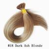 # 18 cinzas escuras loiras
