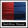 Имя цвета: Красный Синий Theread