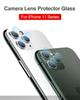 Camera Len Protector For iPhone 11 Pro XR X Xs Max Tempered Glass Back Lens Film For iphone 7 8 Samsung S9 Plus