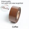 café-3 centímetros de largura * 120 metros