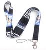 Wholesale New Fortnite Mobile phone lanyard Key Chain ID card hang rope Sling Neck strap Pendant Gifts BL-03