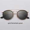 001 Gold / Green Classic