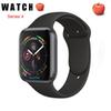 IWO Smart watch 44mm Series 4 1to1 Bluetooth Smartwatch Heart Rate Monitor Sport for Huawei Xiaomi iPhone x xs Goophone iwatch phone Watches