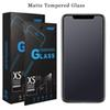Matte Tempered Glass For iPhone 6 Plus 7 8 5 SE i Phone Xr Xs Max X Anti Glare & Fingerprint Proof Screen Protector