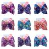 8inch 2019 Mermaid jojo siwa bows baby hair bows designer large Girls Hair Clips kids Hairclips Childrens Barrettes Hair Accessories A2985