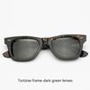 902 Kaplumbağa freme-yeşil lensler