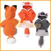 2019 Children Cartoon Fox Outwear Coats Boys Girls Fox Clothes Newborn Baby Hooded Child Jacket Outwear Coats Kids Clothing Hoodies
