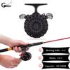 2019 New Fishing Coil Aluminum Alloy Handshake 4+ 1BB Fly Fishing Reel Professional ABS Left Right Hand Fishing Reel Wheels
