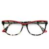 New Cat Eye Glasses Frames Retro Acetate Multicolored Computer Eyeglasses Myopia Full Optical Eyewear High Quality Spectacles