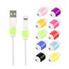Bestsin USB Cable Protector Saver Earphone Cord Protection Wire Cover 8Pin Data Charger line Protective Sleeve