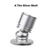 A شل الفضة