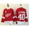 c77a487906e Großhandel Herren Detroit Red Wings Henrik Zetterberg Redwings ...