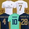 Thai New 2019 real Madrid soccer jerseys 19 20 HAZARD camiseta de fútbol 2019 2020 VINICIUS ASENSIO football shirt kids camisa de futebol