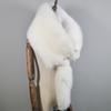 Bianco pelliccia di volpe