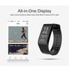 Newest T6 Heart Rate Smart Band Watch ECG Puls Blood Pressure Monitor Smartband Fitness Bracelet Wristband For Android IOS Phone