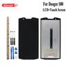 Alesser For Doogee S80 LCD Display and Touch Screen Assembly Repair Parts With Tools And Adhesive For Doogee S80 Phone