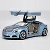 Buick 1:18 Future Concept Car Commemorative EditionAlloy Car Model Toy For Kids Christmas Gifts Toys Collection Free Shipping