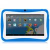 7 inch Kids Tablet PC Quad Core 512MB+8GB Android4.4 Wi-Fi Tablet Baby Games Designed for Children with Gift Box