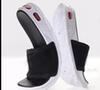 Wholesale NEW Rubber Slide Sandal Slippers White Design Men with Classic Summer Flip Flops size 40-44 #NK56