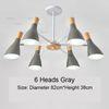 6 Heads Gray