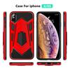 Heavy Duty Armor Case for Samsung Galaxy A20 A30 A50 A10E Dual Layer Hybrid Kickstand Hard Defender Case for Galaxy J6 J4 plus