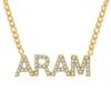 Gold Plating 1-5 Letters China 45cm