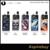 New Color Lost Vape Orion Q Kit 950mAh Built-in Battery 2ml Pod Cartridge with Orion Q Pod VS Orion DNA Go Pod Authentic