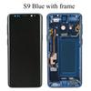 S9 Mavi çerçevesi