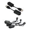 Cable USB largo y corto de mezcla
