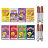 DABWOODS Carts 0.8ml 1.0ml TH105 TH205 Vapes Cartridges Wood Mouthpieces Ceramic Coil 510 Atomizers Dank Vapes with Vape Cartridge Packaging