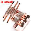 Professional 10 PCS set eye shadow Blush Makeup Brushes Set Foundation Blending Powder Eyeshadow Contour Concealer Blush Cosmetic Makeup