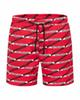 Beach shorts monogram stripe s brand men's top designer beach pants summer polo beach surfing swimming swimsuit European and American brands