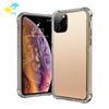 Super Anti-knock Soft TPU Transparent Clear Phone Case Protect Cover Shockproof Soft Cases For iPhone 11 pro max 7 8 plus X XS note10 S10