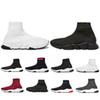 Hot Sale Sock designer Speed Trainer Brand Shoes black white red Flat Fashion Socks Boots Sneakers Trainers Runner size 36-45
