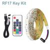 PCB branco 17keys RF
