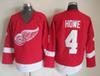 4 Gordie Howe Red