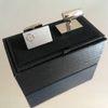 argent avec boîte