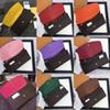 2019 free shipping Wholesale red bottoms lady long wallet multicolor designer coin purse Card holder original box women classic zipper pocke