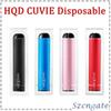 100% Authentic HQD MAXIM Disposable Kit 280mAh Battery 1.3ml Cartridge Pods 300 Puffs Device Vape Pen VS posh disposable